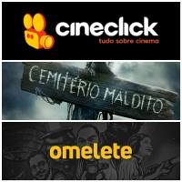 Análise da Subjetividade na crítica cinematográfica; em questão Cineclick vs Omelete no filme  'Cemitério maldito'